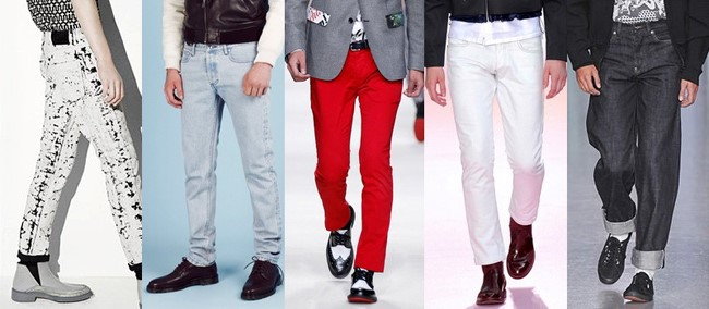 Best men's jeans trends 2