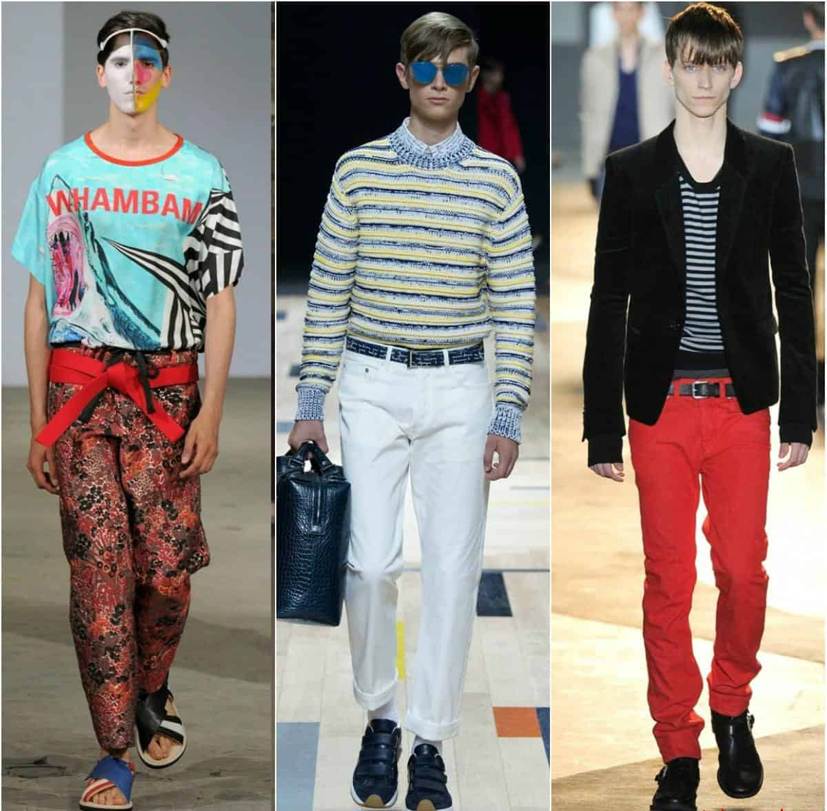 Fashion clothing for men spring summer 2016 14