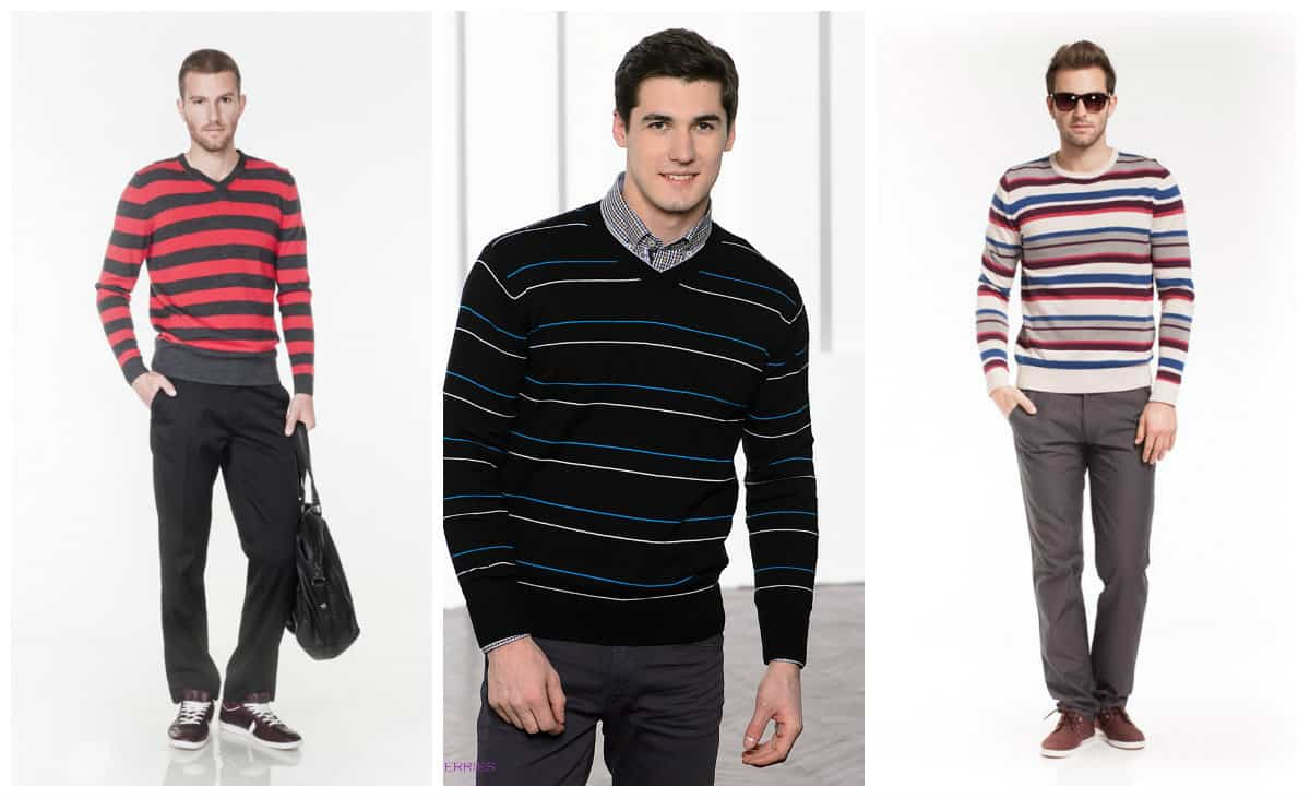 Sweater Fashion Mens