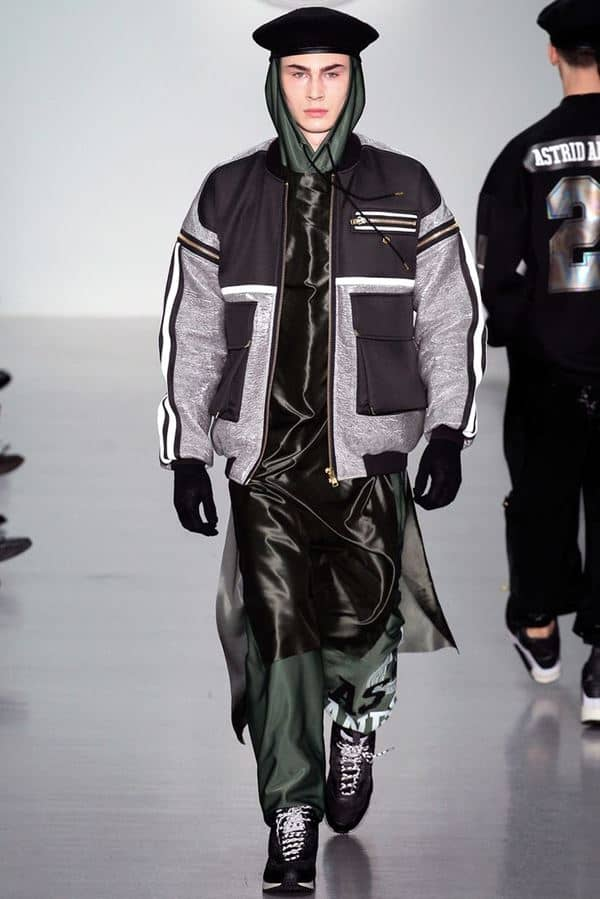 Men's clothing autumn winter 2015-2016 Astrid-Andersen