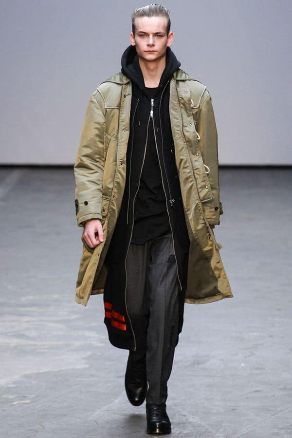 Men's clothing autumn winter 2015-2016 Casely-Hayford