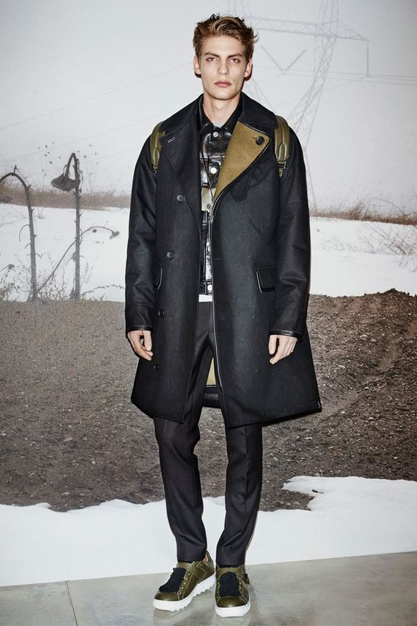Men's clothing autumn winter 2015-2016 Coach-1
