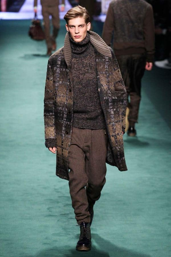Men's clothing autumn winter 2015-2016 Etro