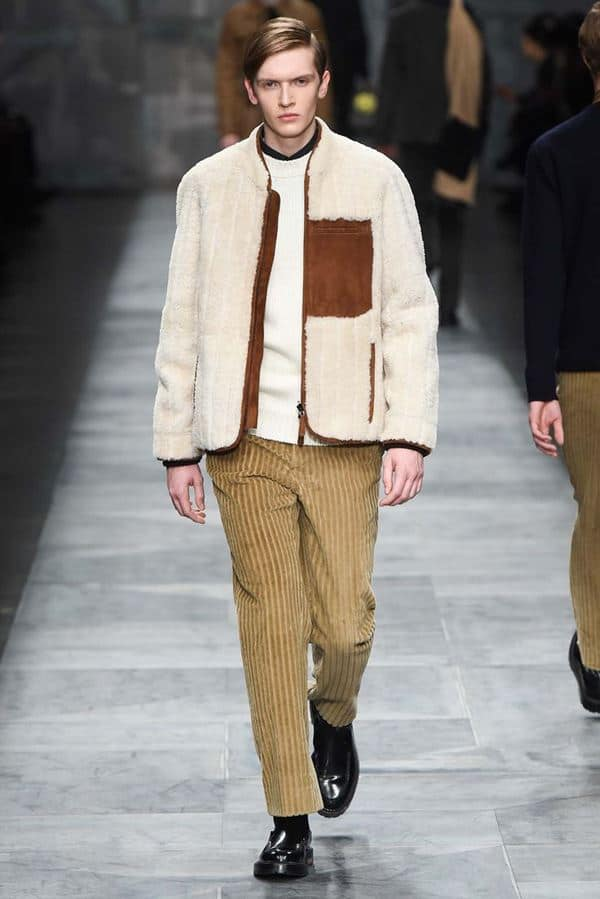 Men's clothing autumn winter 2015-2016 Fendi