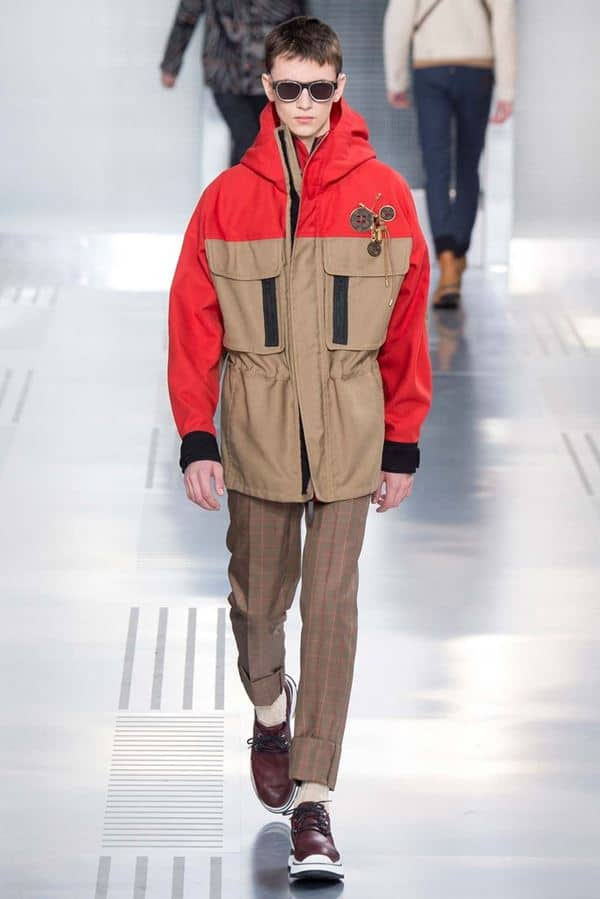 Men's clothing autumn winter 2015-2016 Louis-Vuitton