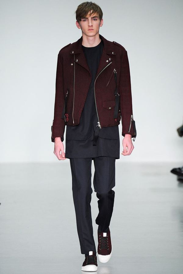 Men's clothing autumn winter 2015-2016 Matthew-Miller
