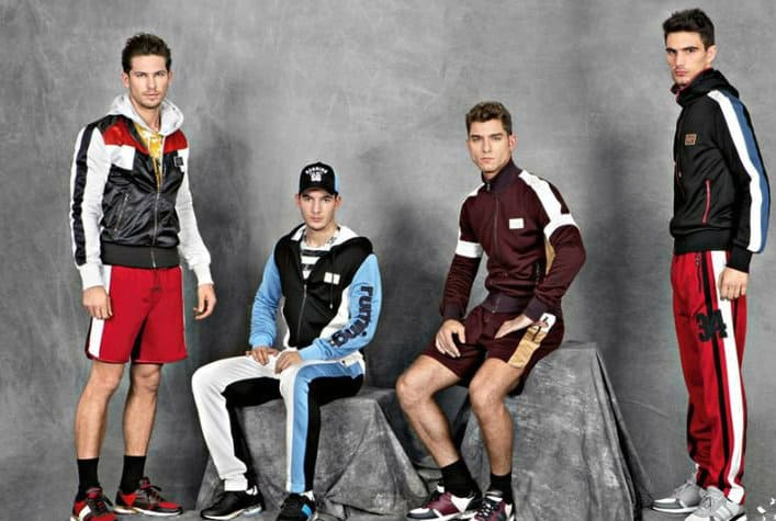 Sport clothing trends