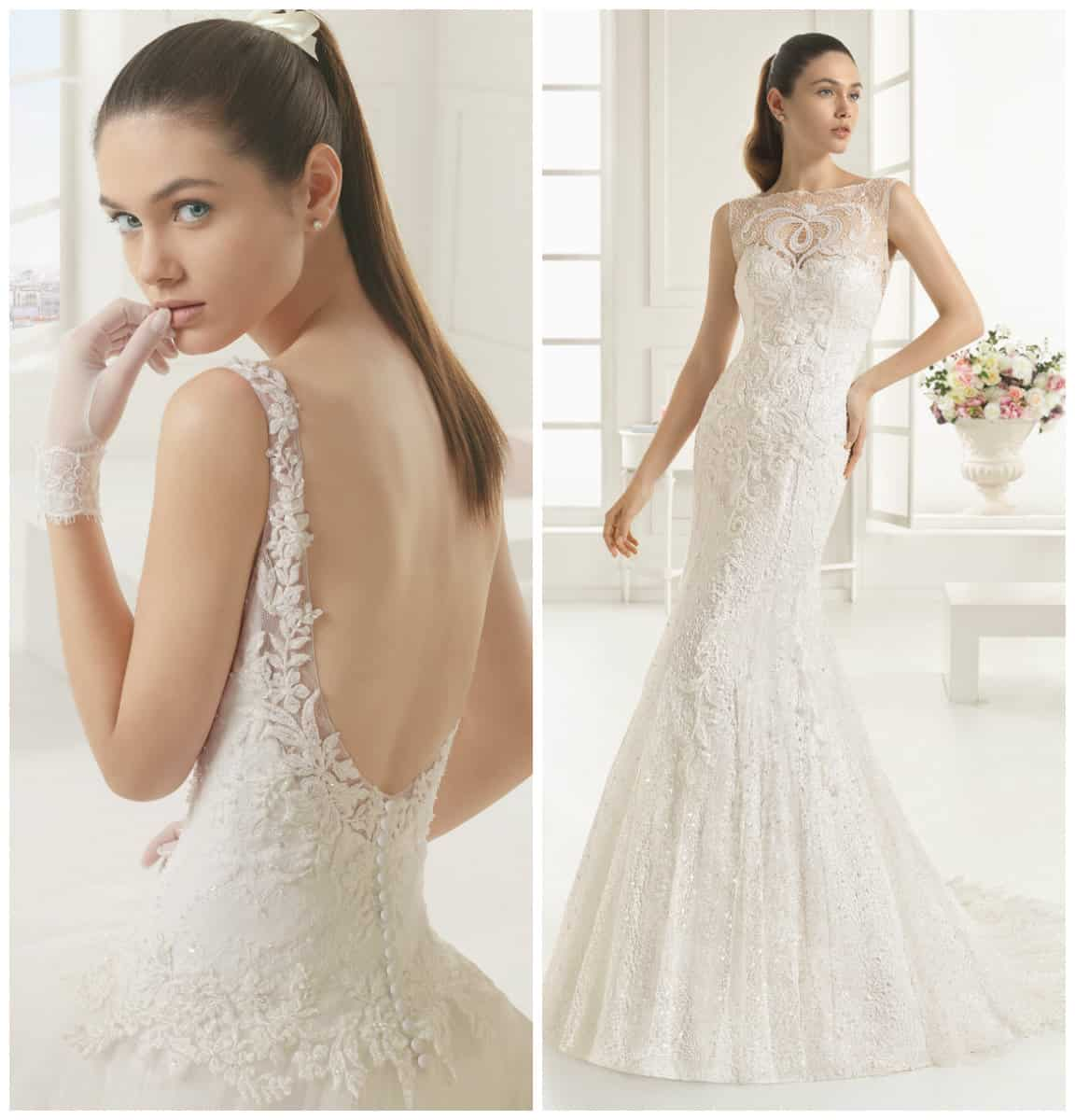 Wedding Dresses 2016 from Rosa Clara