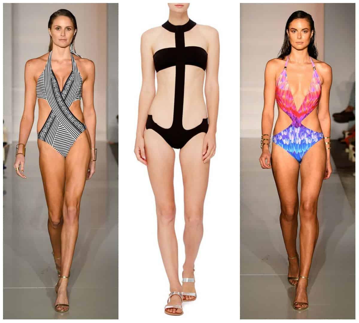 Fashionable Mens Swimwear