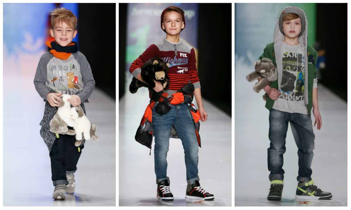 Kids Fashion: Winter 2015-2016 – DRESS TRENDS