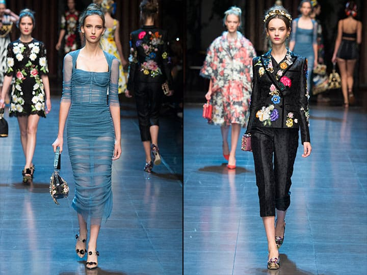 Dolce Gabbana Spring Summer 2016 Collection 8