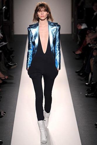 Glam-rock-women leather jackets