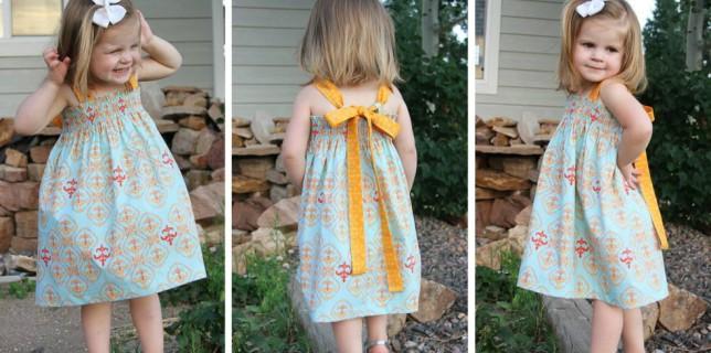 Платья своими руками на девочку