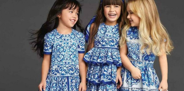 Kids fashion; trends and tendencies 2016