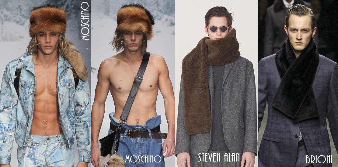 Men's-fur-hats-and-fur-scarve-trends-Fall-Winter-2015-2016