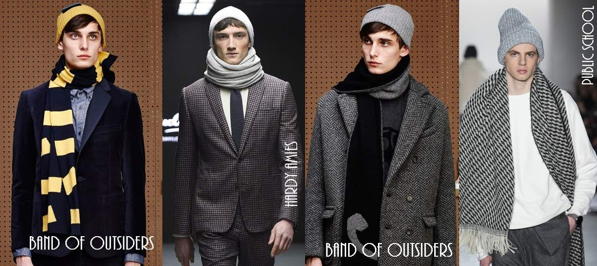 Men's-hats-and-scarves-sets-trends-Fall-Winter-2015-2016