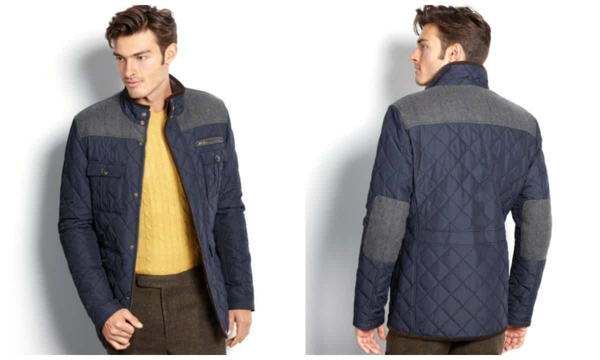 Men's padded jacket trends winter 2016 – DRESS TRENDS