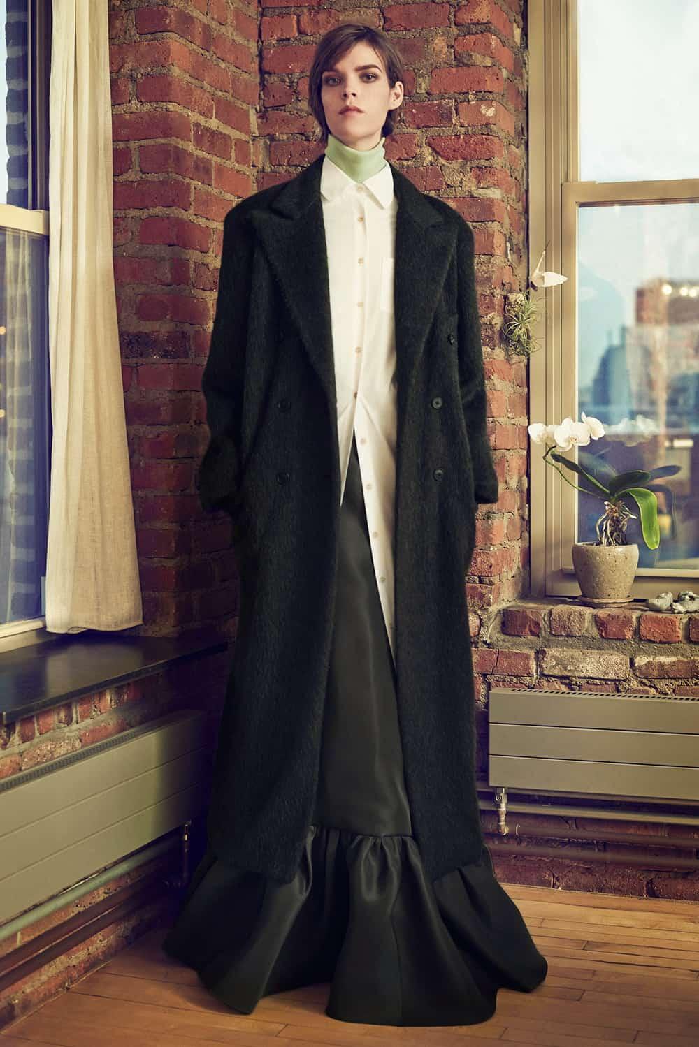 Trends autumn winter 2017 - Maxi Winter Coats Tradingbasis
