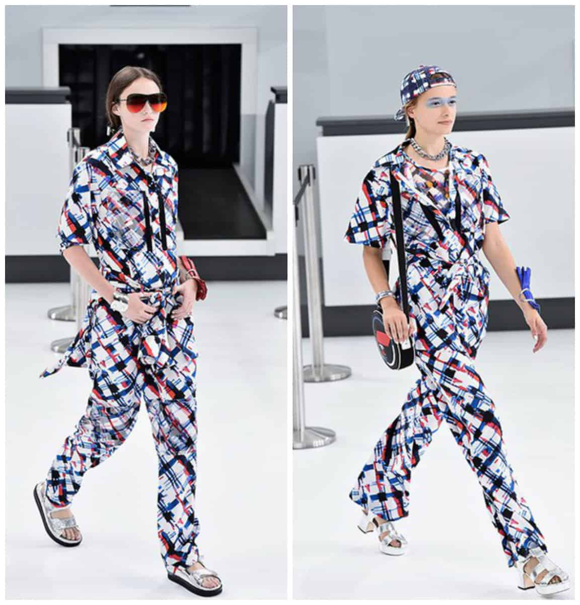 All the trends for Summer 2016 Paris Fashion Week Chanel show Spring Summer 2016 6