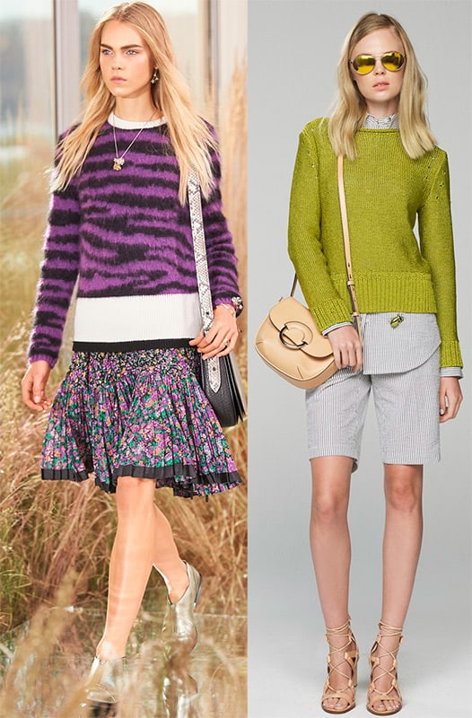 Sweater-dresses-for-women-trends-2016-Coach-Banana-Republic-ss16