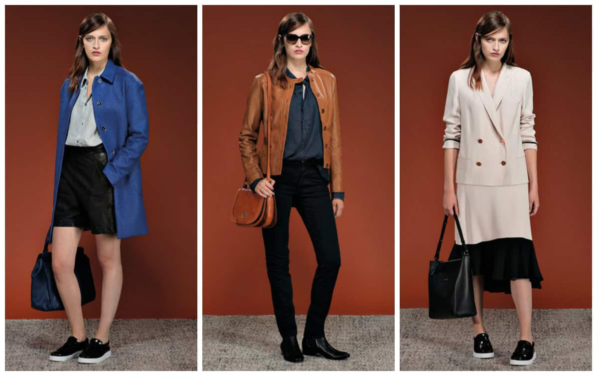 Women's fashion clothing from Tru Trussardi Spring Summer ...