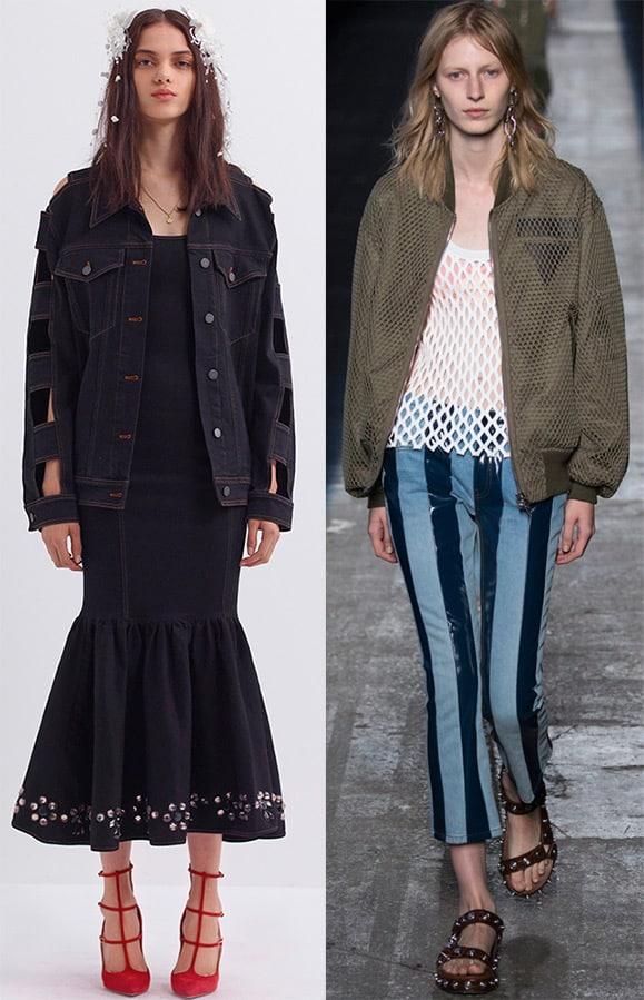 Women-jackets-spring-summer-2016-Alessandra-Rich-Alexander-Wang