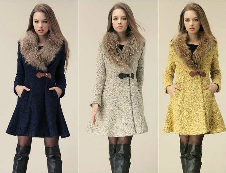 Ladies coats fashion trends Fall winter 2015-2016 – DRESS TRENDS