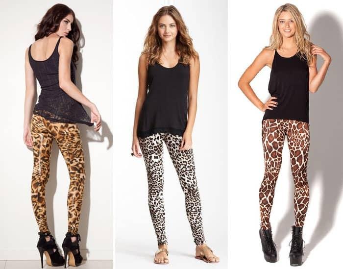 leopard-print leggings-trends-2016