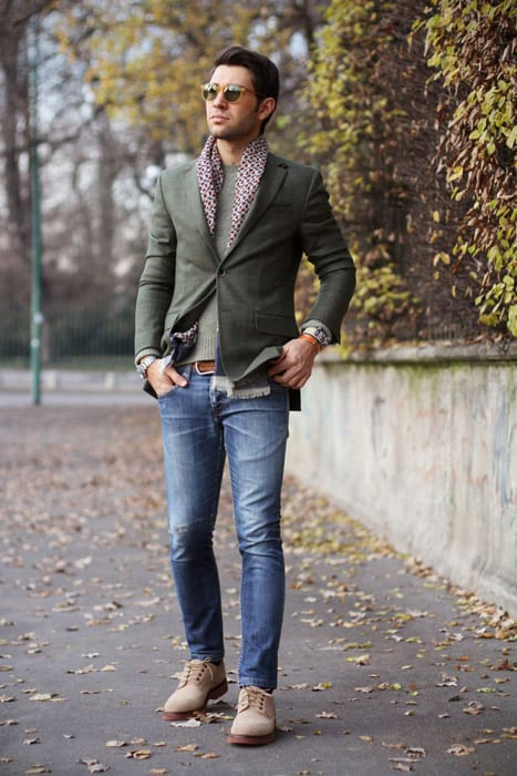 Sport Coat And Jeans Style DHbrwa