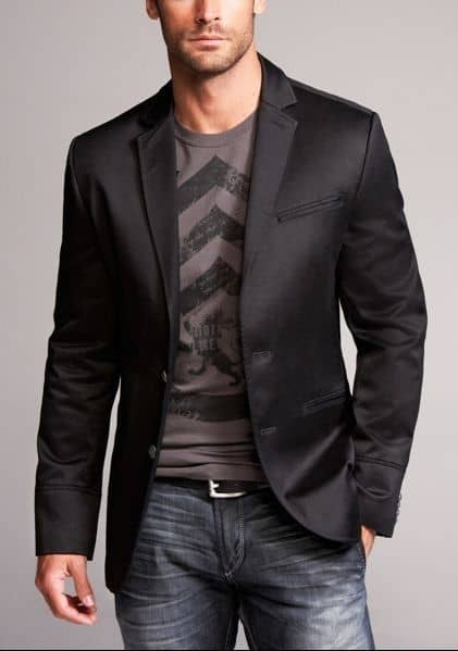 Find mens blazer jeans look at ShopStyle. Shop the latest collection of mens blazer jeans look from the most popular stores - all in one place.