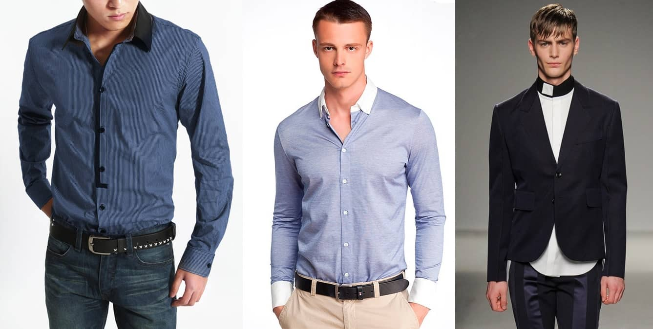 Men's fashion shirts trends 2016
