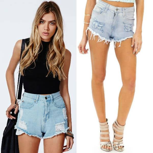 Trendy Women S Shorts 2016 Dress Trends