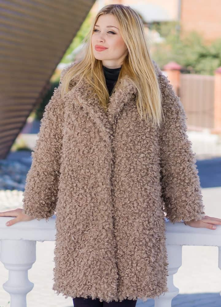 Women fur coats 2017 – DRESS TRENDS