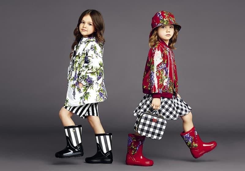 Модные вещи для детей 2017