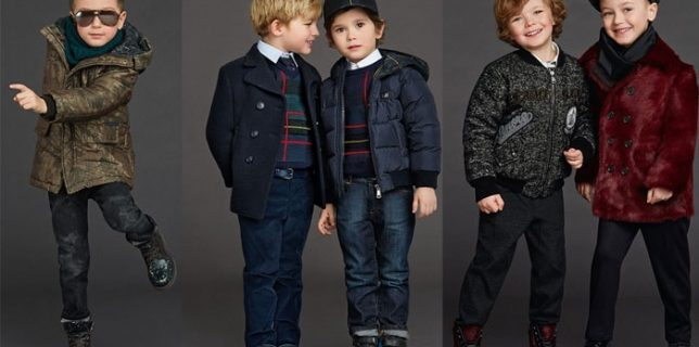 Boys fashion: boys clothes 2017