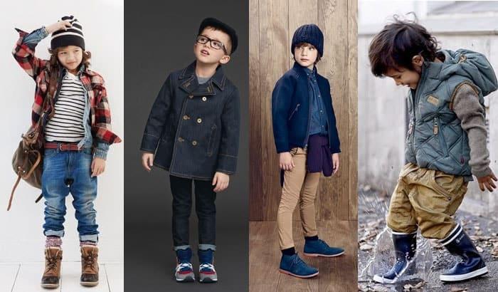 Boy teen fashion