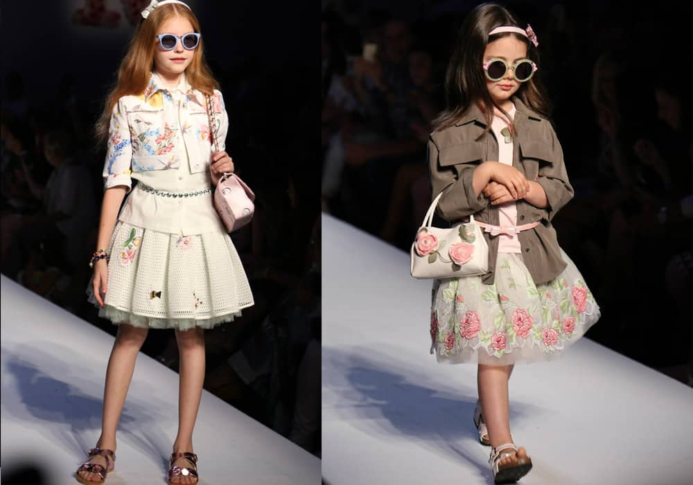 Kids clothes trends and tendencies 2017 dress trends for Fabric for children s clothes
