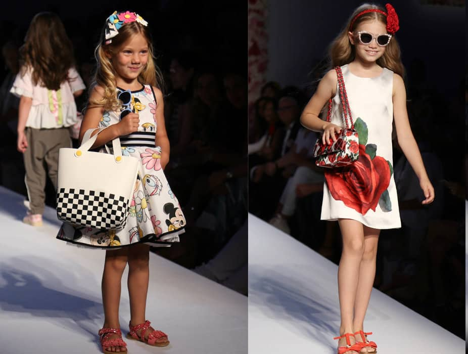 Kids Clothes։ Trends And Tendencies 2017 Dress Trends