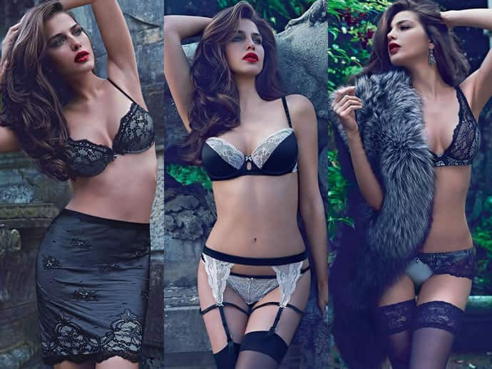 Lingerie 2017; womens lingerie trends and tendencies 2017 ...