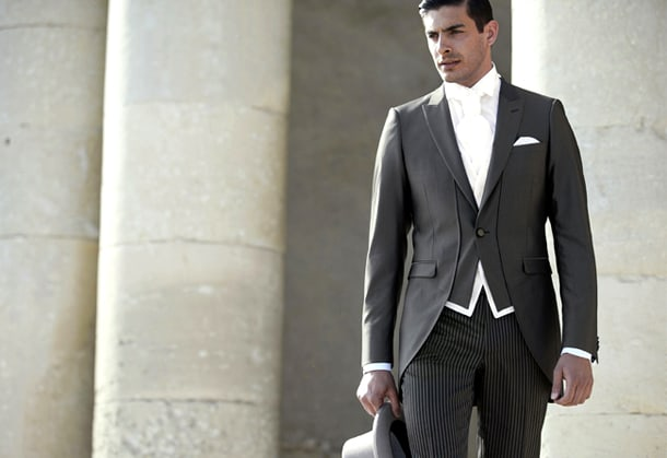 dc95212ddf00 Ντύσου... γαμπρός! Τα πιο hot trends γαμπριάτικα κοστούμια για τους ...