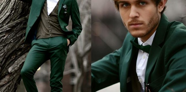 Mens fashion 2017: Trendy men suits 2017