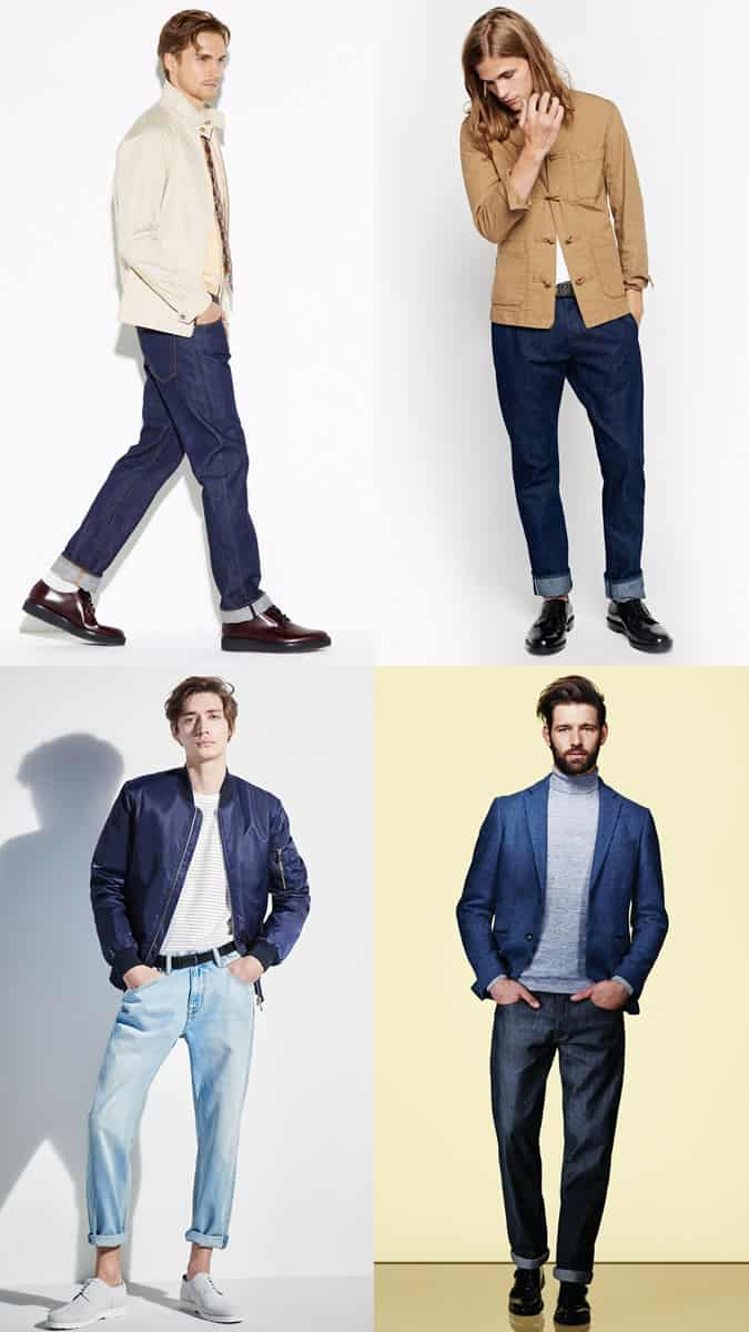 Mens clothes trends for pants and jumpers. We've talked about mens jeans in our article. Let's talk about pants trends. The bananas style is free .