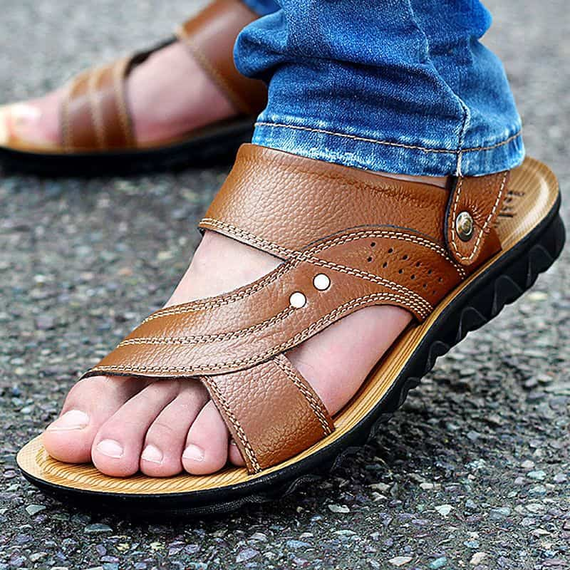 Mens summer shoes; mens sandals trends and tendencies 2017 ...