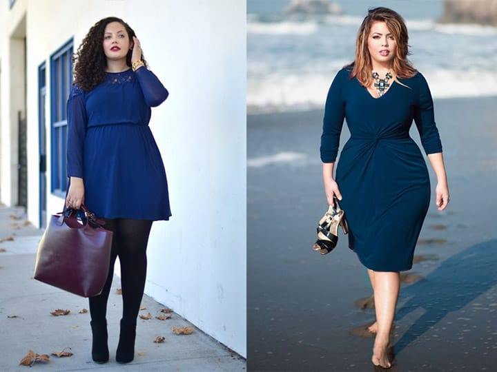 Plus size fashion 2017; plus size womens clothing trends and ...