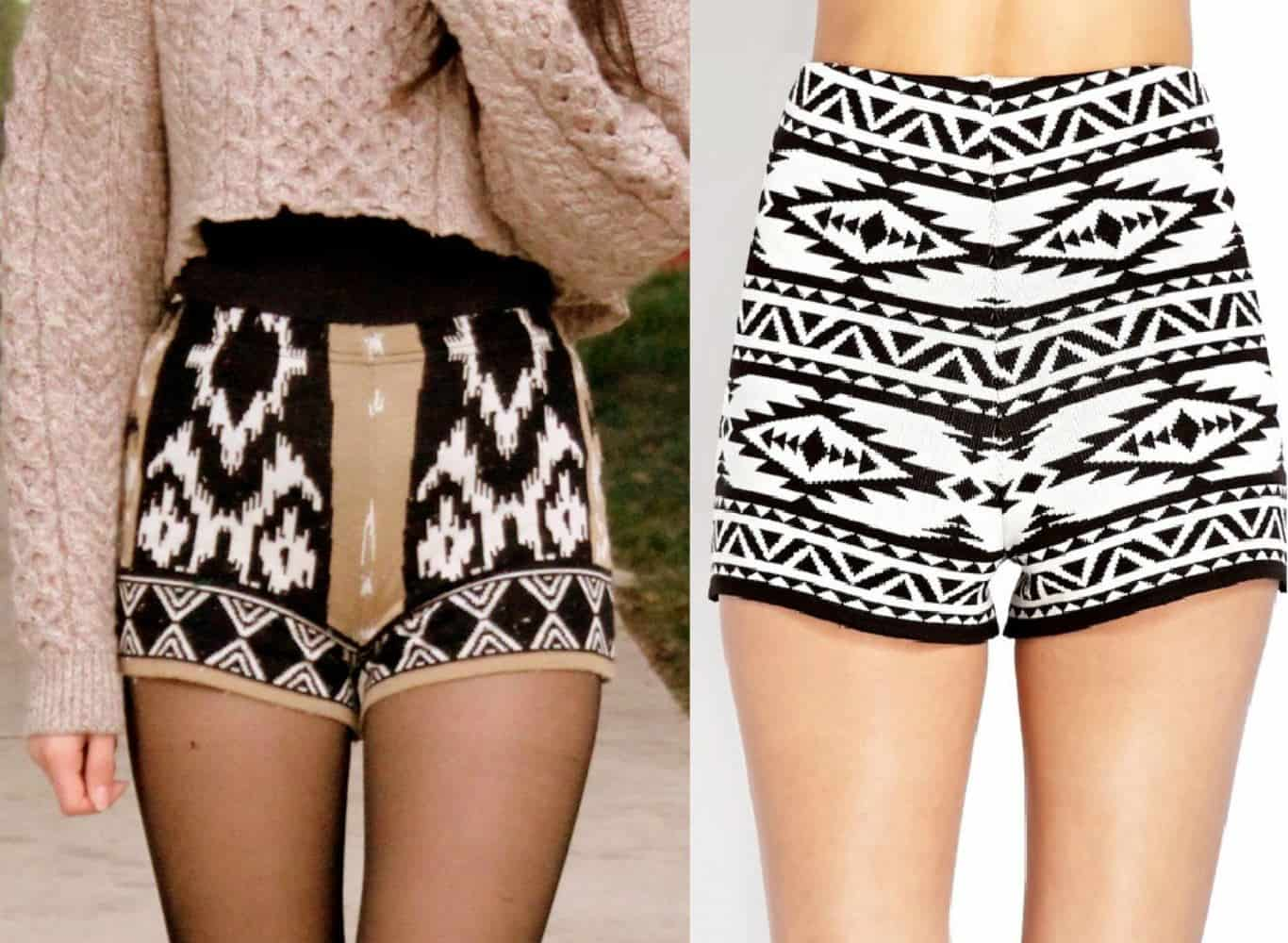 Womens-knit-shorts-womens-shorts-2017-fashion-trends-2017