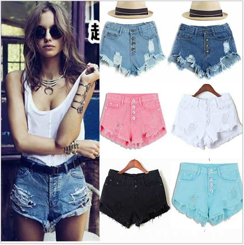 Womens-shorts-2017-colors-and-prints-womens-shorts-2017-fashion-trends-2017