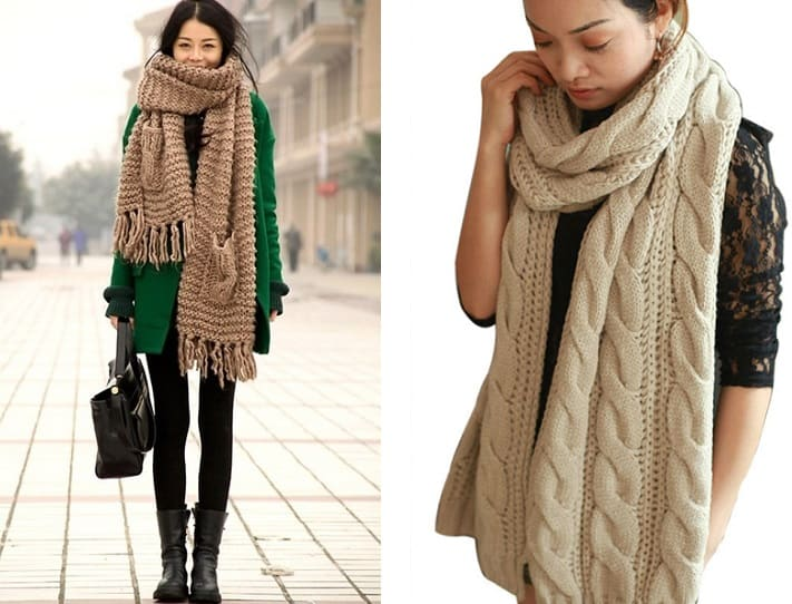 It is very important for women and young girls to know about the latest trends and styles of scarf changing with the climate and environment. The fabric, style and trend of scarves change with the changing seasons. Summer Scarf Styles Ideas Trends.