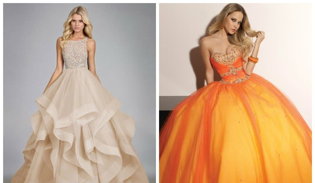 Ball Gowns 2020: Trends, Tips for Choosing an Elegant Evening Gowns