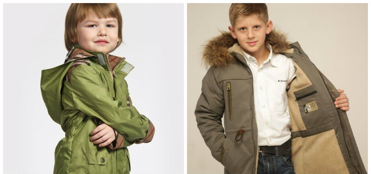 boys outfits, alaska jackets for boys
