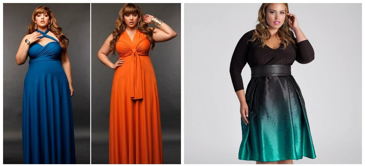 plus size outfits, dress transformer